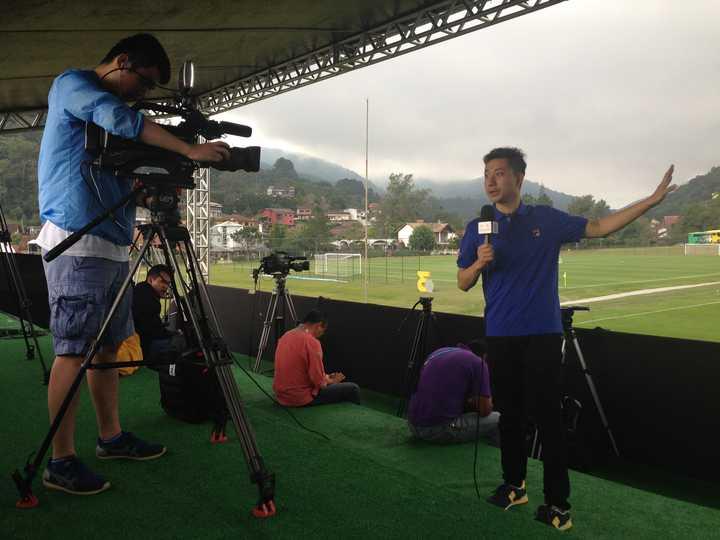 成为一名体育记者是什么体验?