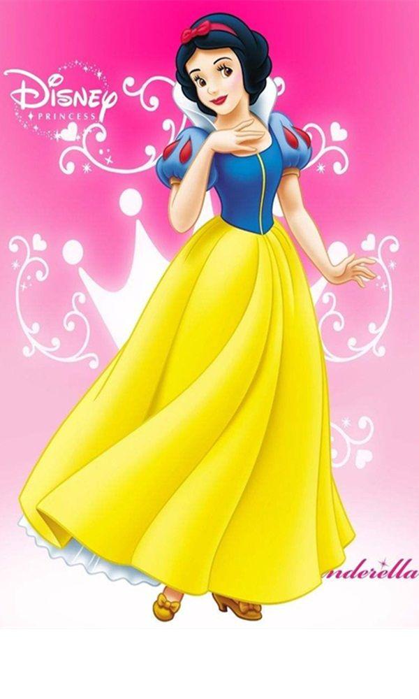 《白雪公主》封面图片