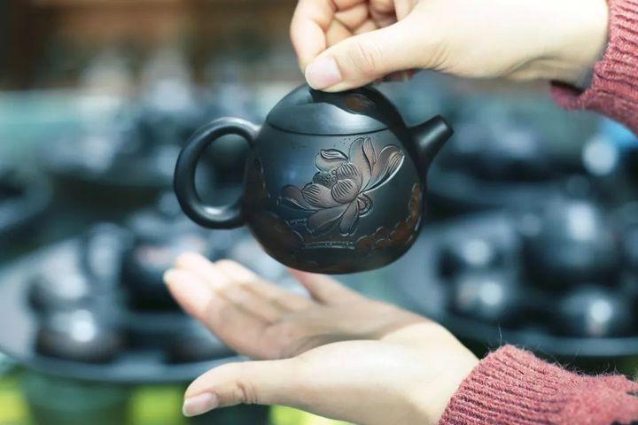 紫砂壶最有名的产地(宜兴紫砂壶泡茶最好吗)插图(18)