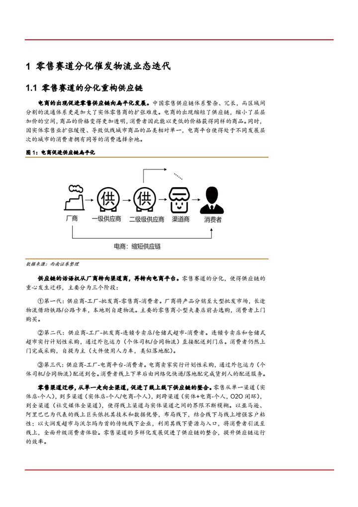 【免费下载】精选2021年交通运输行业菜鸟与京东物流对比分析报告-20210805